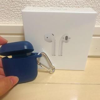 アップル(Apple)の新品 Apple AirPods MV7N2J/A 第2世代(ヘッドフォン/イヤフォン)