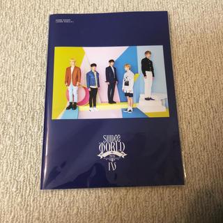 シャイニー(SHINee)の SHINee  SHINee WORLD Ⅳ in Seoul ノート(アイドルグッズ)