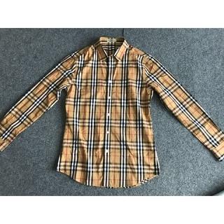 BURBERRY - BURBERRYバーバリー メンズ半袖Tシャツ