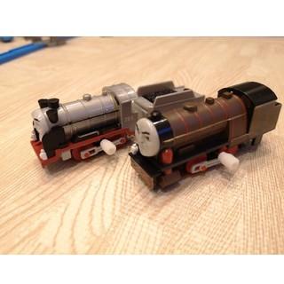 タカラトミーアーツ(T-ARTS)のカプセルプラレール トーマス ハリケーンとマーリンのセット(電車のおもちゃ/車)