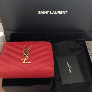 Saint Laurent - YSL折りたたみ財布