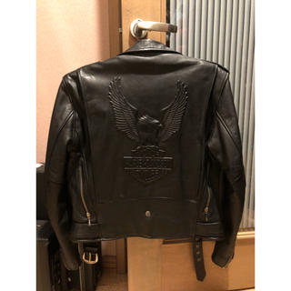 Harley Davidson - ハーレーダビッドソン ライダース レザージャケット
