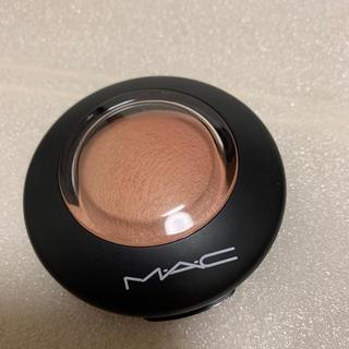 マック(MAC)のMAC ミネラライズブラッシュ ウォームソウル(フェイスカラー)