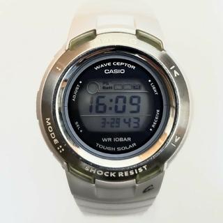 ベビージー(Baby-G)のカシオBaby-G BGT-2600J 電波タフソーラー 稼働品(腕時計(デジタル))