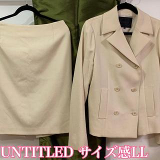 UNTITLED - スカートスーツ