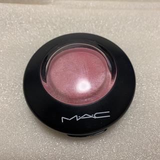 マック(MAC)のMAC ミネラライズブラッシュ ジャストアウィスプ(チーク)