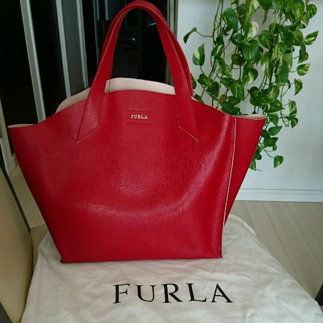 57b8fe0003d2 Furla - JkS様専用! 美品フルラ ユッカ赤の通販 by COCOthe's shop ...