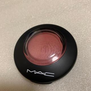 マック(MAC)のMAC ミネラライズブラッシュ グリーフル(チーク)