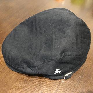 BURBERRY BLACK LABEL - バーバリー ブラックレーベル ハンチング 帽子