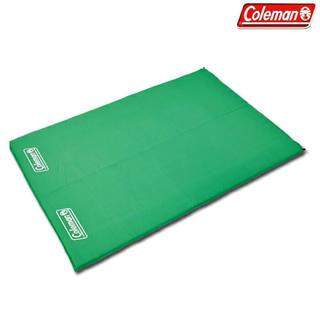 コールマン(Coleman)のコールマンインフレーターマットWライト 2枚セット(寝袋/寝具)