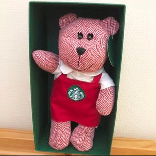 Starbucks Coffee - 北米 スターバックス 2016 リミテッド ベアリスタ レッドエプロン