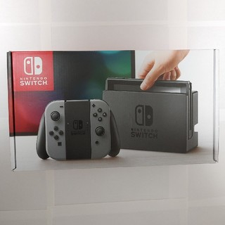 Nintendo Switch - ニンテンドースイッチ 本体 グレー Nintendo Switch