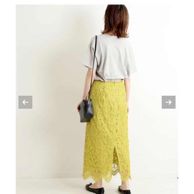 IENA(イエナ)のIENA レーススカート 36 レディースのスカート(ロングスカート)の商品写真