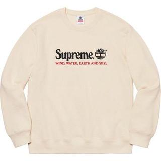 Supreme - 【M】Supreme Timberland Crewneck