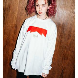 X-girl - エックスガール ロンT