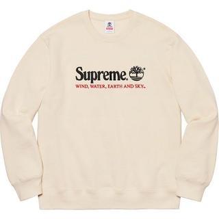 Supreme - 【L】Supreme Timberland Crewneck