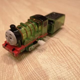 タカラトミーアーツ(T-ARTS)のカプセルプラレール トーマス ヘンリー(電車のおもちゃ/車)