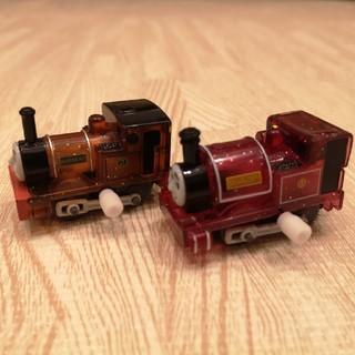 タカラトミーアーツ(T-ARTS)のカプセルプラレール トーマス レニアスとスカーロイのセット(電車のおもちゃ/車)