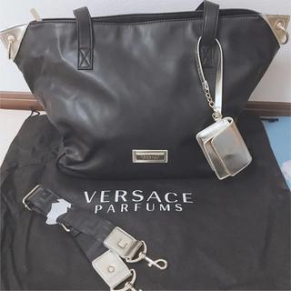 VERSACE - 新品 ベルサーチ  ヴェルサーチ トートバッグ 2WAY ショルダーバッグ