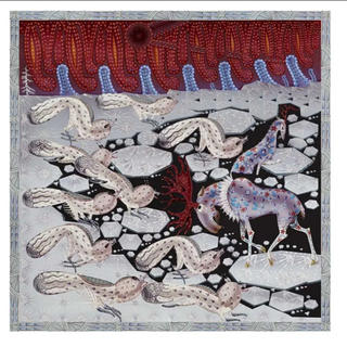 ポーラービザンティンチャプター3 カーペット デザイナー 絨毯 おしゃれ ラグ(カーペット)