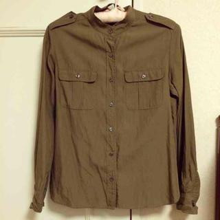 アーバンリサーチ(URBAN RESEARCH)のアーバンリサーチ カーキシャツ(シャツ/ブラウス(長袖/七分))