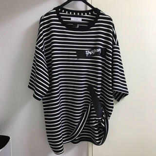 ファセッタズム(FACETASM)のFACETASM tape big Tee(Tシャツ/カットソー(半袖/袖なし))