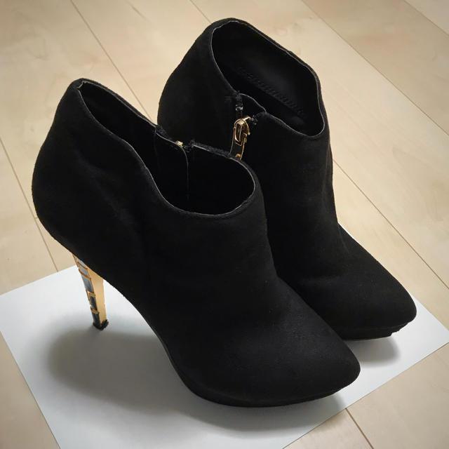 R&E(アールアンドイー)のR&E スエードブーツ レディースの靴/シューズ(ブーツ)の商品写真