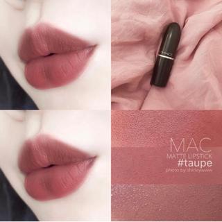 MAC - 新品 MAC リップスティック 616 TAUPE トープ