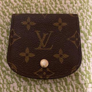 ルイヴィトン(LOUIS VUITTON)のLOUIS VUITTON 小銭入れ 財布(コインケース/小銭入れ)