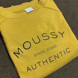 moussy - moussyトレーナー