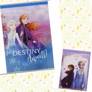 Disney - 即購入OK!【新品】アナと雪の女王 メモセット