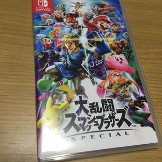任天堂 - Switchソフトスマッシュブラザーズ
