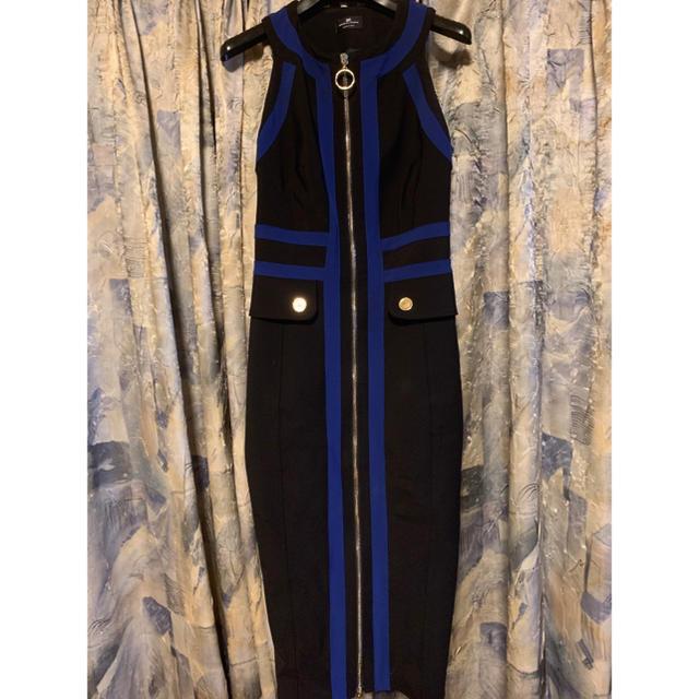 BCBGMAXAZRIA(ビーシービージーマックスアズリア)のエリザベッタフランキ ミディアムドレス レディースのワンピース(ひざ丈ワンピース)の商品写真