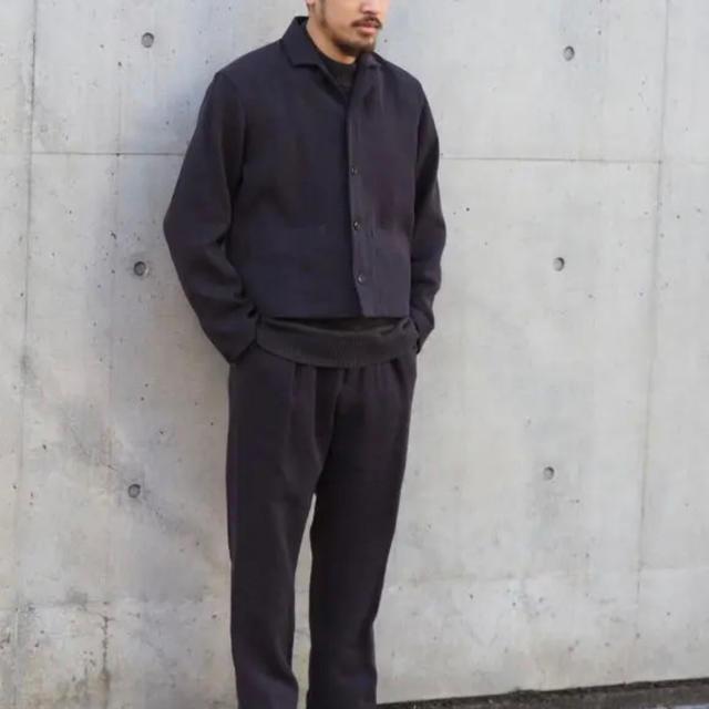 nest Robe(ネストローブ)のネストローブコンフェクト nest robe  confect セットアップ メンズのスーツ(セットアップ)の商品写真