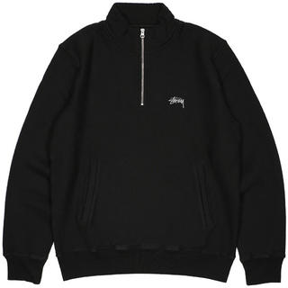 STUSSY - STUSSY STOCK FLEECE MOCK
