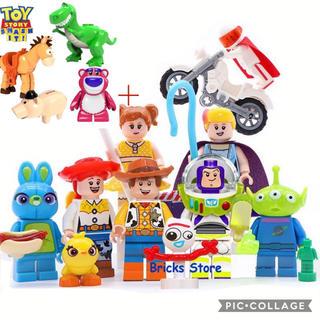 LEGO レゴ 互換品 トイストーリー トイストーリー4