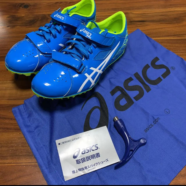 asics(アシックス)の陸上スパイク アシックス ヒートスプリントFR7 27.5cm スポーツ/アウトドアのスポーツ/アウトドア その他(陸上競技)の商品写真