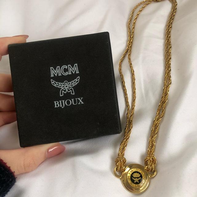MCM(エムシーエム)のMCM ネックレス メンズのアクセサリー(ネックレス)の商品写真