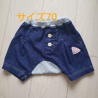 アンパサンド(ampersand)の使用感あり☆サイズ70☆ショートパンツ(パンツ)