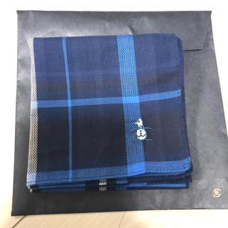 マンシングウェア(Munsingwear)の新品未使用 ハンカチ マンシングウェア(ハンカチ/ポケットチーフ)