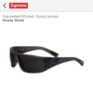 Supreme - 【新品】 シュプリーム ナイキ サングラス グロッシー ブラック メガネ