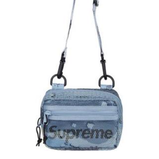 Supreme - 【新品】 シュプリーム スモールショルダーバッグ チョコレートブルーカモ 迷彩