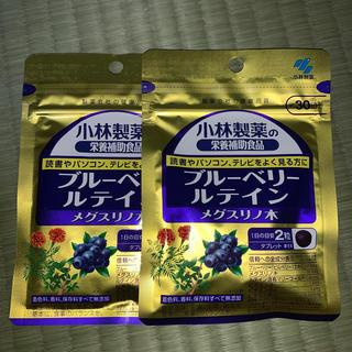 小林製薬 - 小林製薬 ブルーベリールテイン メグスリノ木