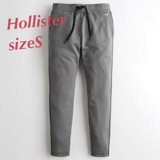 ホリスター(Hollister)の新品★ ホリスター HOLLISTER テーパード トラックパンツ S (その他)