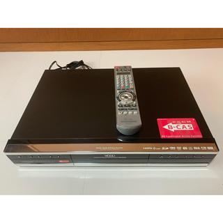 ヒタチ(日立)のWOOO DV-DH500W 2番組同時録画可能 格安(DVDレコーダー)