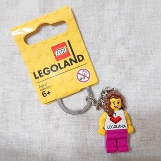 レゴ(Lego)のレゴランド キーチェーン ②(キャラクターグッズ)