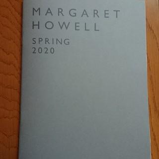 MARGARET HOWELL - マーガレットハウエル MHL SPRING 2020 カタログ