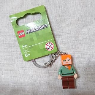 レゴ(Lego)のレゴ キーチェーン マインクラフト①(キャラクターグッズ)