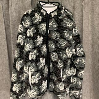 Supreme - Supreme Roses Sherpa Fleece Reversible