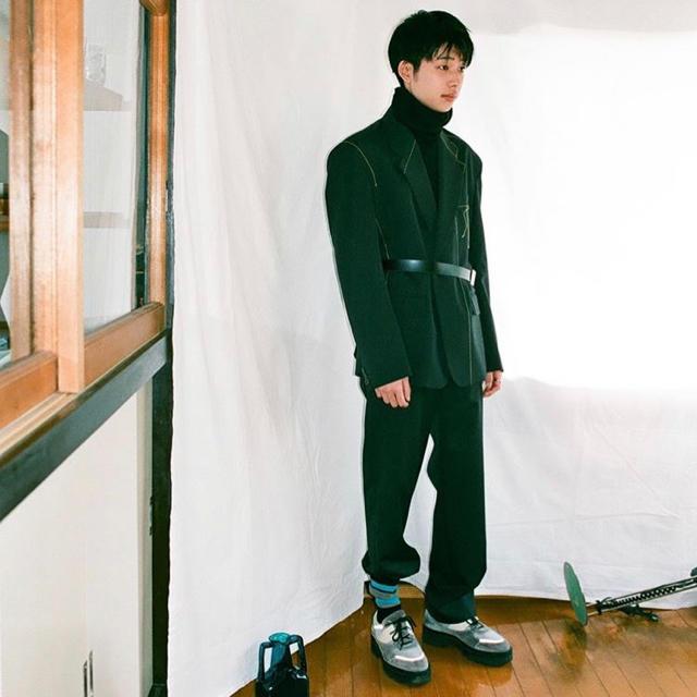 Jieda(ジエダ)のkudos セットアップ 19aw メンズのスーツ(セットアップ)の商品写真